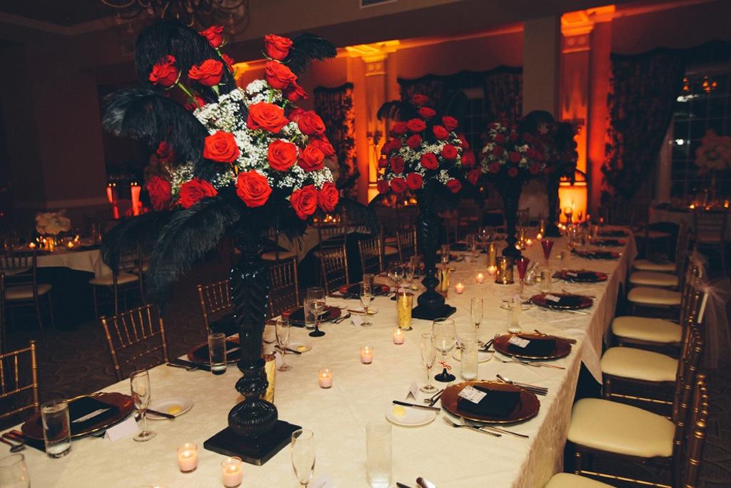 Tampa, St Pete Wedding Reception - Beautiful Tampa Weddings