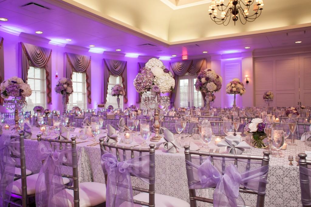 Tampa, St Pete Wedding Reception - Beautiful Tampa Weddings