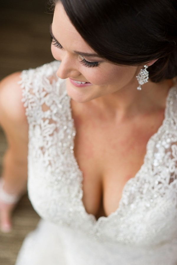 Tampa Bride Wedding Portrait